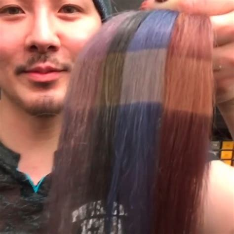good house keeping hair color shocking video shows how hair straighteners could ruin