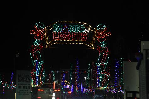 magic of lights daytona magic of lights in daytona a season event