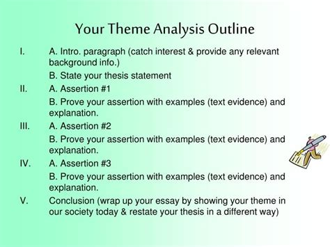 theme analysis definition write my essay theme thesis statement definerhetoric