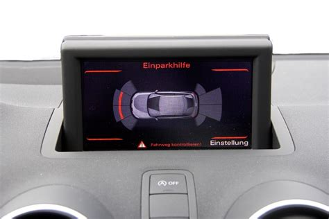 audi parking system plus front rear retrofit for audi