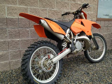 2004 Ktm 250 Exc Review Image Gallery 2004 Ktm 300 Exc