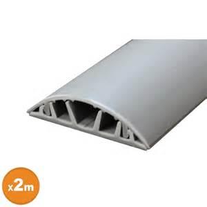 legrand goulotte de sol passage de plancher 50x12