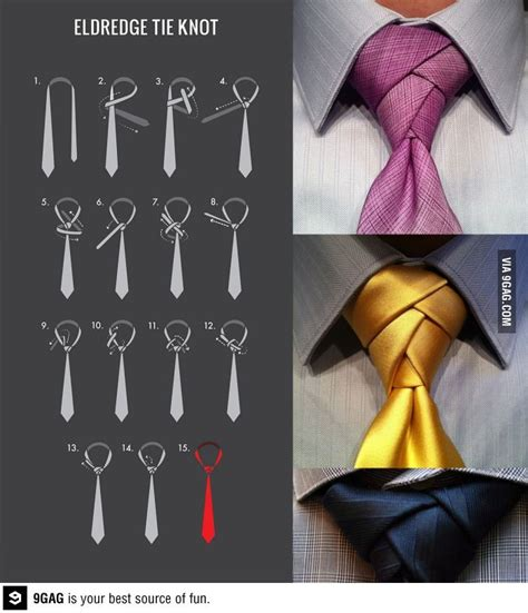 How To Make Cool Knots - different types of ties different types of cool tie