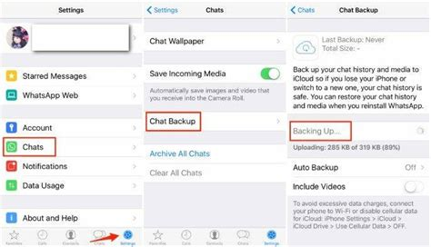 how to restore whatsapp messages on new iphone 7 7 plus