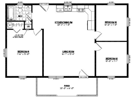 30 x 40 floor plans certified floor plan pioneer floor plan 24pr1203 24