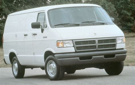 vehicle repair manual 1996 dodge ram van 3500 navigation system used 1996 dodge ram van pricing for sale edmunds