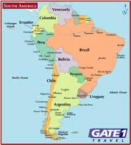 south america travel map mapa am 233 rica sur south america map am 233 rica do sul