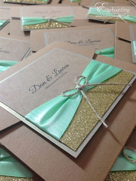 25  Best Ideas about Mint Wedding Invitations on Pinterest