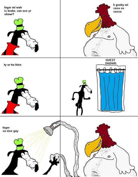 Gooby Memes - gooby tak showr at fogors dolan know your meme