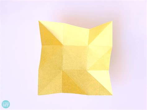 Square Origami Envelope - origami square envelope i try diy