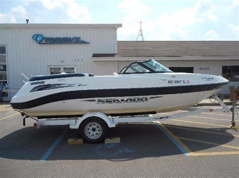 used sea doo boats for sale in michigan sea doo 205 boats for sale in michigan