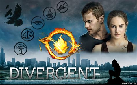 divergent veronica roth hd wallpaper movies wallpapers divergent 2014 movie review splatter on film