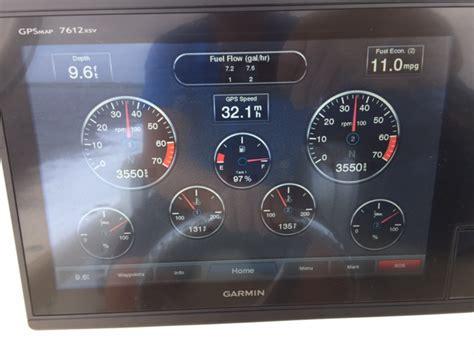 suzuki dfs  gauges reading wrong  hull