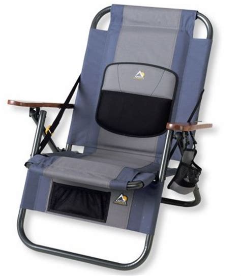 wilderness recliner cing gear equipment and gadgets