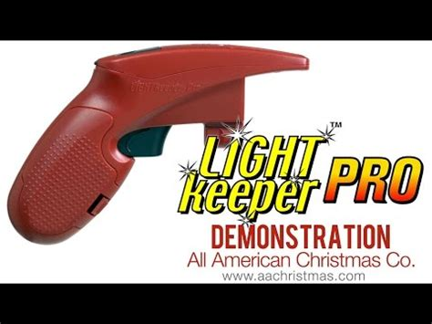 christmas light tester walmart light keeper pro mini light tester demo how to save money and do it yourself