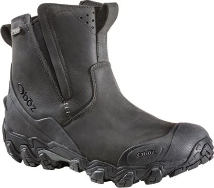 rei winter boots oboz big sky insulated bdry winter boots s at rei