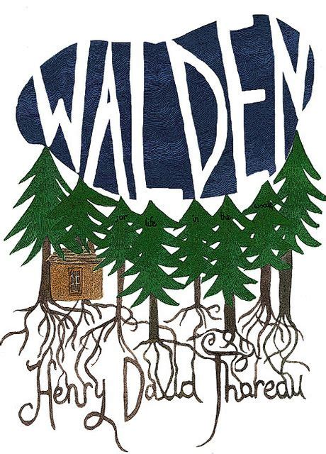 walden book project 17 best images about emerson thoreau on
