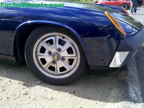 porsche 914 wheels fuchs 914 wheels