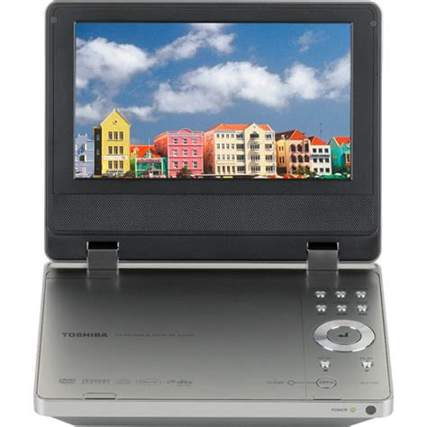 format dvd vr video toshiba sd p1750 portable 7 quot dvd player sdp 1750 b h photo
