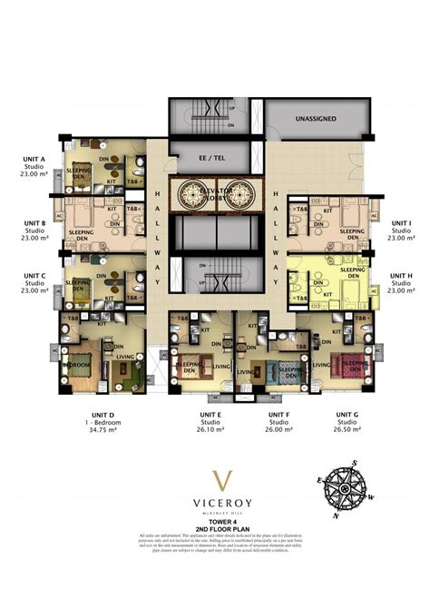 gerard towers floor plans viceroy residences building plans