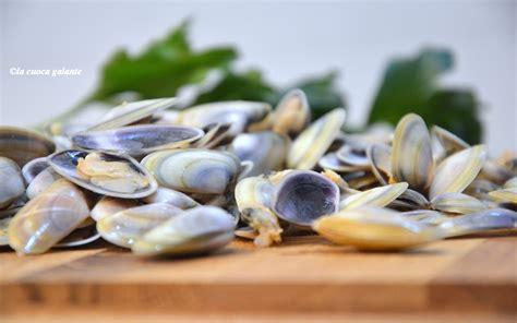 come cucinare le telline di mare 8 ricette con frutti di mare facili e veloci la cuoca