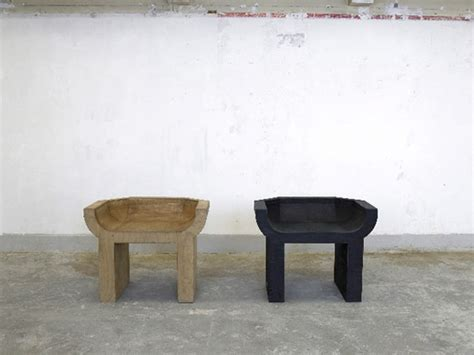 Rick Owens Furniture by Rick Owens Furniture Barquet Gallery
