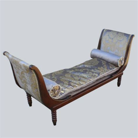 pet chaise gold josephine sofa chaise pet bed