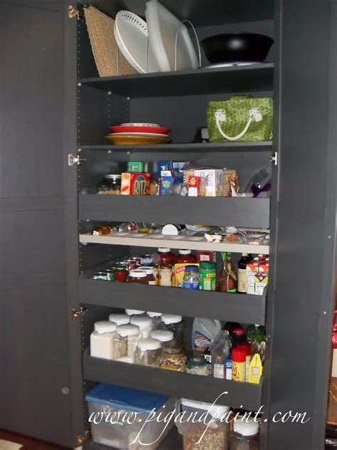 Stand Alone Kitchen Pantry by Pig And Paint Why A Stand Alone Pantry Is A Great Alternative