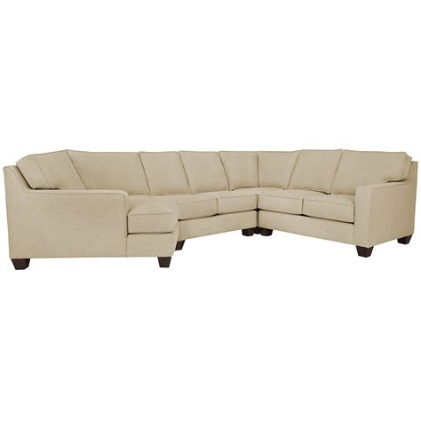 city furniture york beige fabric small left cuddler sectional