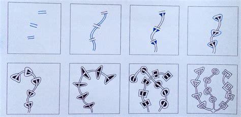 doodle pattern step by step pattern doodle patterns