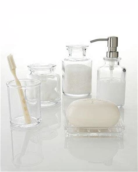 Recycled Glass Bathroom Accessories Recycled Glass Bath Accessories Pottery Barn