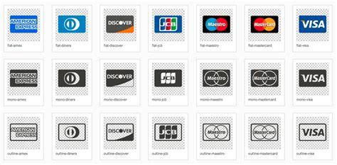 credit credit service provider svg credit card provider icons by stuart colville