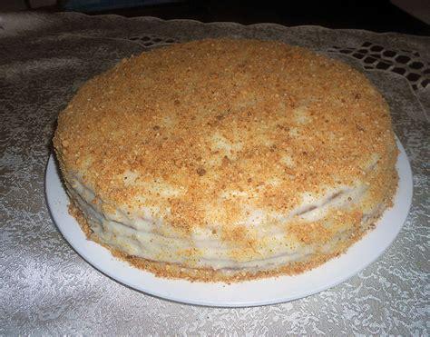 napoleon kuchen russisch rezept torte napoleon rezept mit bild irina chefkoch de