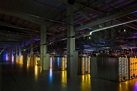 design server google inside google s high tech data centers idesignarch
