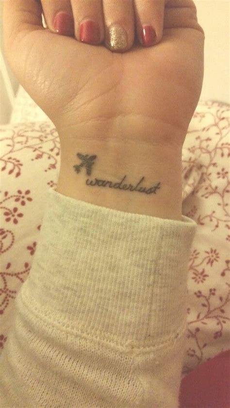 tattoo wrist wanderlust wanderlust tattoos small wrist tattoos wanderlust