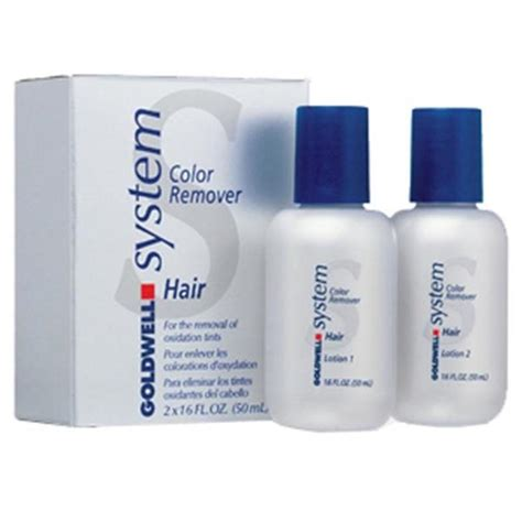 color remover system color remover for hair