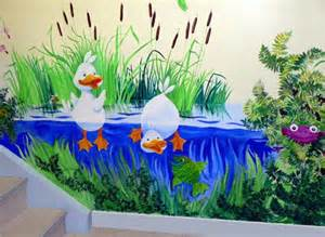 Daycare Wall Murals Pin By Mary Andersen On Cards And Tags Pinterest