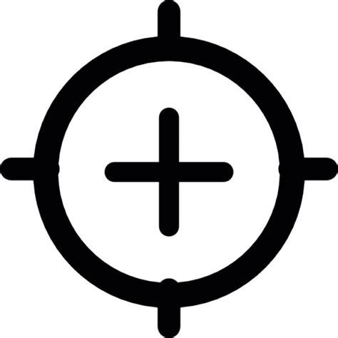 ziel icon ziel ios 7 schnittstelle symbol download der