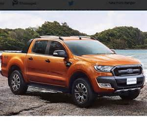 Ford Ranger Us Ford Ranger Truck May Be Coming Back To Us
