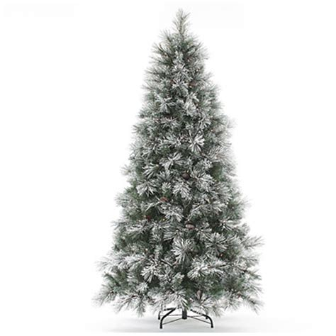Good Long Needle Artificial Christmas Trees #1: 810187756-14.jpg