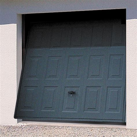 porte de garage basculante cottage evidence portes de