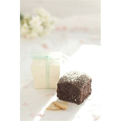 luxury chocolate wedding favours uk luxury chocolate brownie wedding favours by brownies