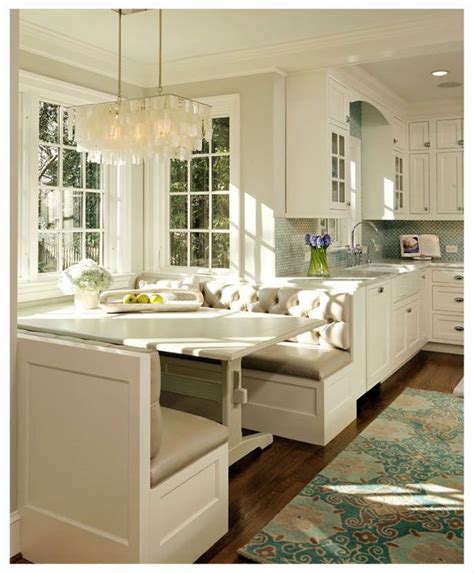 eat in kitchen ideas decor fun pinterest