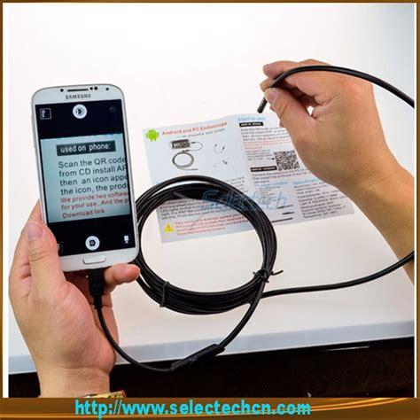 Mini Android Endoscope Kamera Mini Android Endoscope Ca ultrafijne 5 5 mm endoscoop kan de telefoon eenvoudig aan te sluiten op te voeren