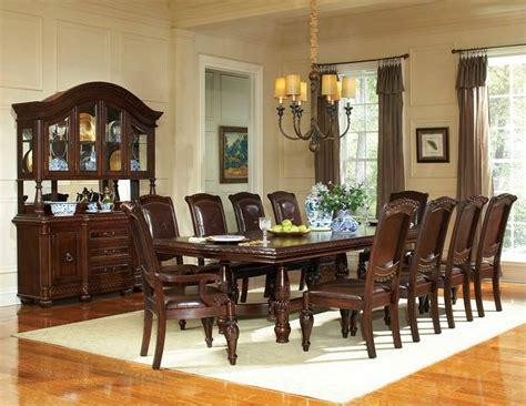 furniture antoinette formal dining room set with