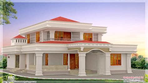 Front Gallery Design Of Home Low Cost House Design In India Youtube