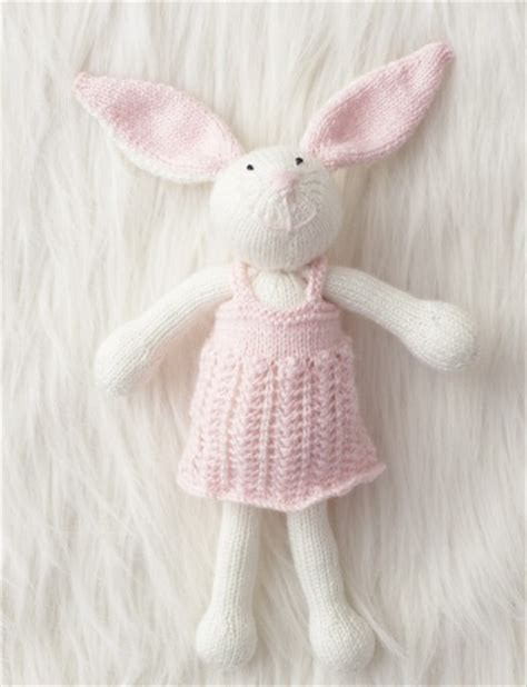 bunny knitting pattern free patons zoe bunny free knitting pattern knitting bee