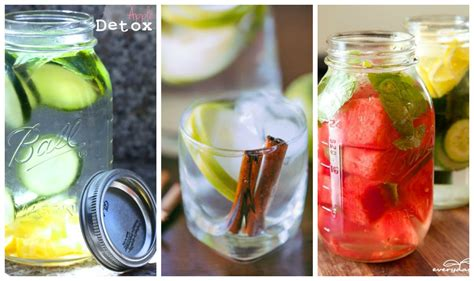 Wat Is Detox Water by What Is Detox Water And Why Should You Be It