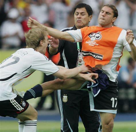 Bewerbung Deutschland Wm 2006 Deutschland Argentinien Bei Diesem Spiel Wird Manchmal