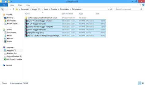 membuat blog download buat blog keren download template blog keren versi 2
